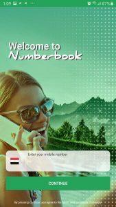 تطبيق نمبر بوك إصدار جديد