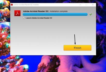 تنزيل برنامج PDF Reader 2020