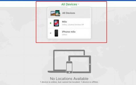 طريقة حذف محتويات الايفون اون لاين