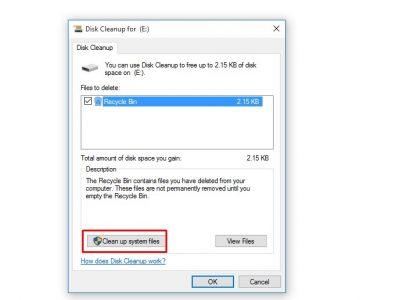طريقة ضغط ملفات ويندوز 10