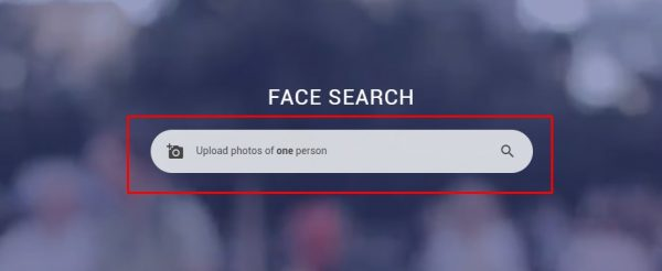 البحث عن شخص عن طريق صورته في الفيس بوك