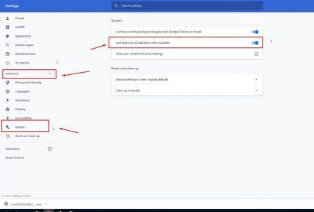 شرح كيفية تقليل استهلاك الرامات على جوجل كروم