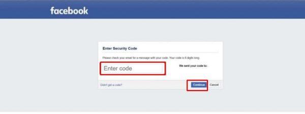 طريقة استرداد حساب فيس بوك معطل أو محذوف