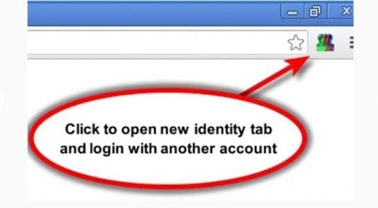 فتح اكثر من حساب فيس بوك فى متصفح جوجل كروم