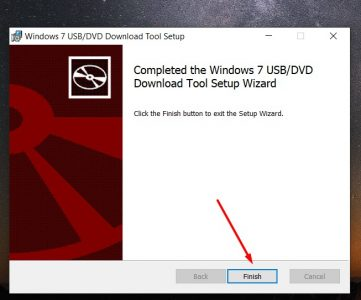 windows usbdvd download tool windows 10