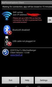 تحميل برنامج ماي فون اكسبلورار