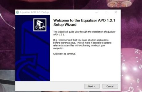 شرح كيفية استعمال برنامج Equalizer APO