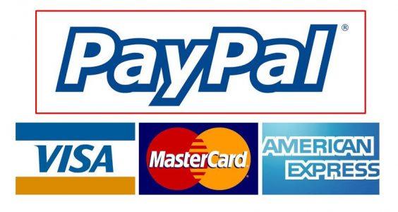استخدام بطاقة ائتمان باي بال