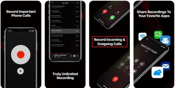 برنامج تسجيل المكالمات للايفون 2020
