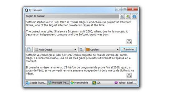 تحميل برنامج ترجمة للكمبيوتر بدون نت مجانا