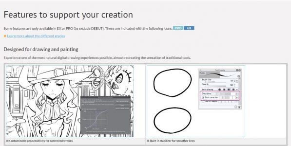 تحميل برنامج Clip Studio Paint