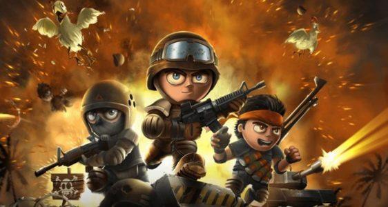تحميل لعبة Tiny Troopers
