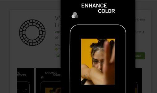 تطبيق كاميرا احترافية للاندرويد