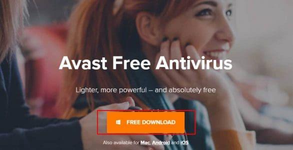 افضل برنامج حماية من الفيروسات للكمبيوتر مجانا