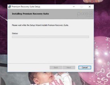 برنامج Premium Recovery Software 2020