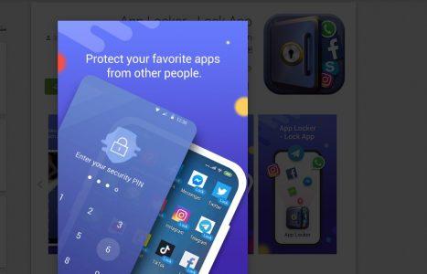 تحميل برنامج App Locker - Lock App