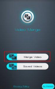 طريقة دمج الفيديوهات على الاندرويد