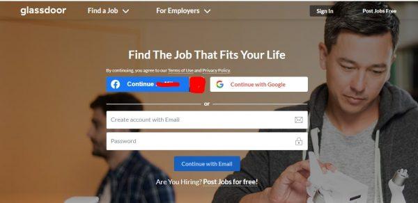 كيف ابحث عن عمل في الانترنت
