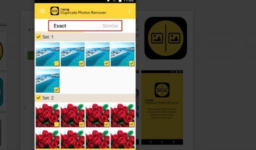 أفضل تطبيق لحذف الصور المكررة والمتشابهة