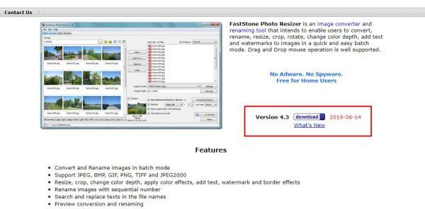تحميل برنامج تقليل حجم الصور