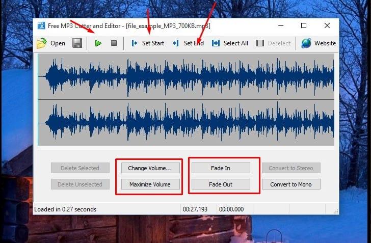 تحميل برنامج لرفع صوت النغمات والاغاني mp3