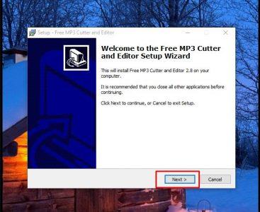 تحميل برنامج تقطيع الاغانى mp3 cutter للكمبيوتر