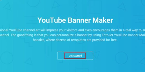 كيفية عمل غلاف لقناة اليوتيوب