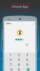 تحميل برنامج Norton App Lock
