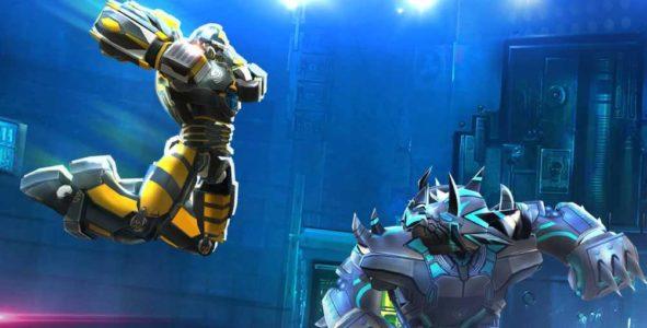 تحميل لعبة Real Steel World Robot Boxing