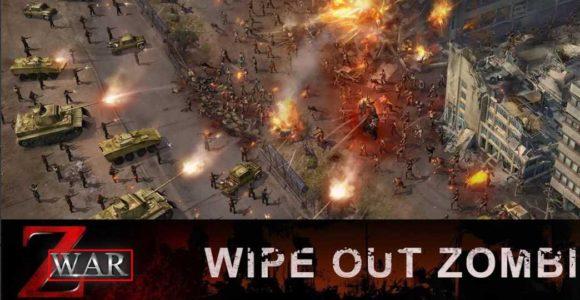 تحميل لعبة Z War-Zombie Modern Combat