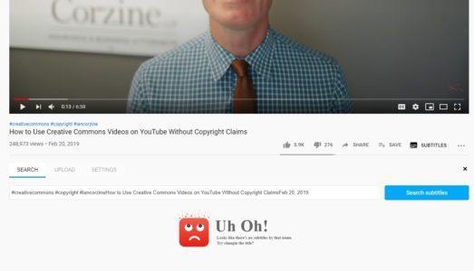 شرح كيفية ترجمة فيديوهات اليوتيوب