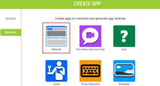 مواقع إنشاء تطبيقات أندرويد مجانا