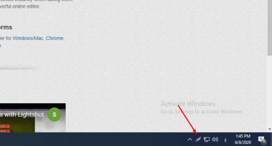 برنامج التقاط الصور من شاشة الكمبيوتر بجودة عالية