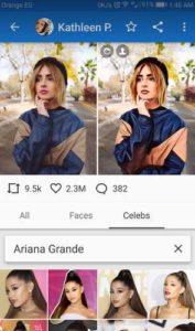 تطبيق التعديل على الصور