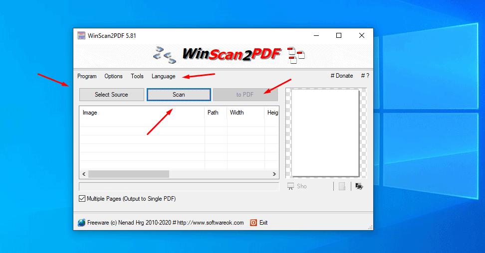 تحميل برنامج سكانر للكمبيوتر مجانا