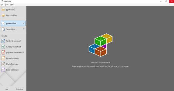 تحميل برنامج ليبر أوفيس برابط مباشر