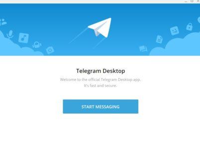 تحميل Telegram للكمبيوتر 2019