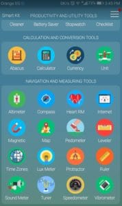 مميزات تطبيق Smart Kit 360
