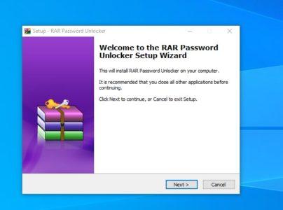RAR Password Unlocker 5.0 كامل