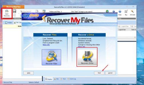 افضل برنامج لاستعادة الملفات المحذوفة من الكمبيوتر 2020