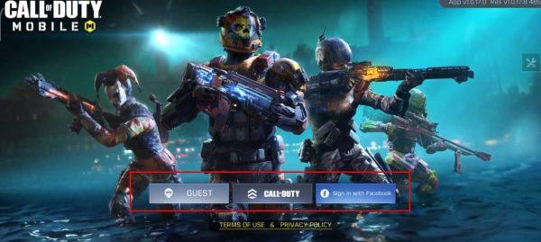 تنزيل لعبة Call Of Duty Mobile APK للاندرويد