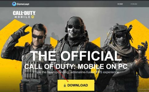 متطلبات تشغيل لعبة Call of Duty Mobile للكمبيوتر