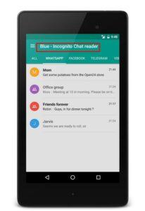 برنامج قراءة رسائل الواتس اب دون فتحها للايفون