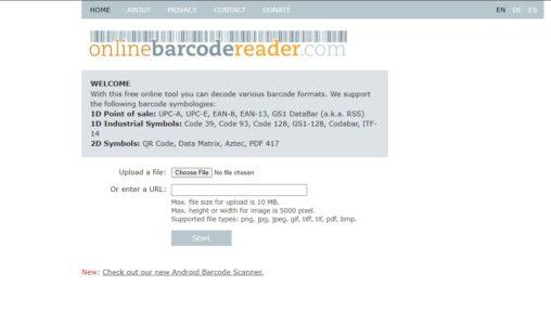 شرح كيفية تحميل QR & Barcode Reader